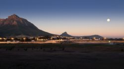 Pour les touristes en vacances de rêves, l'Afrique du Sud