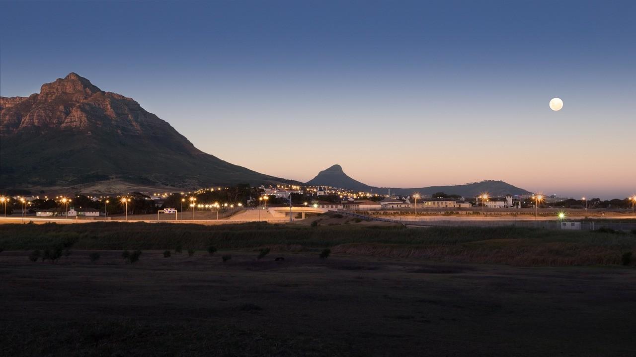 Touristes Afrique du Sud