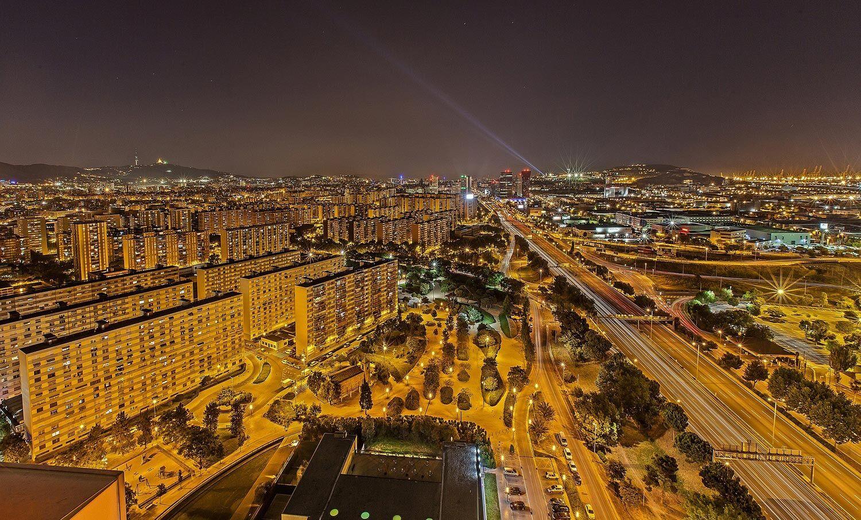 Sorties nocturnes à Barcelone autour du port Olympique