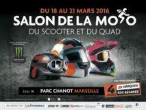 Salon de la moto et du scooter 2018 au Parc Chanot à Marseille