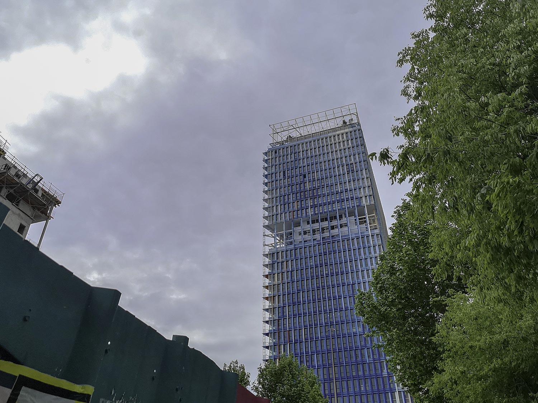 Immeuble La Marseillaise excellence environnementale