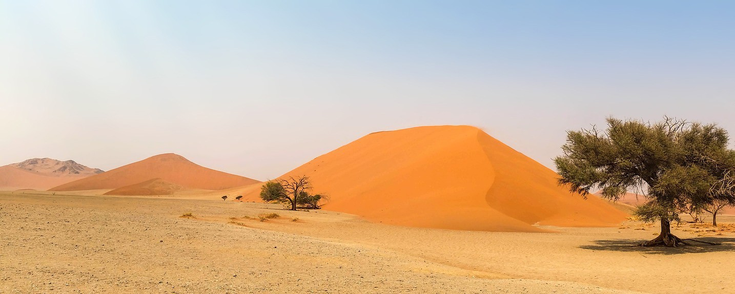 Namibie Afrqiue