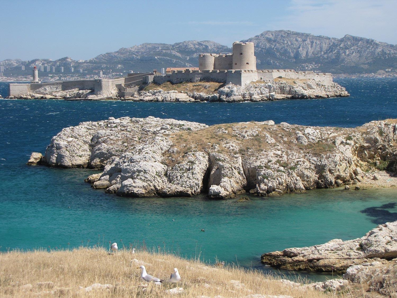 Château d'If Port de Marseille