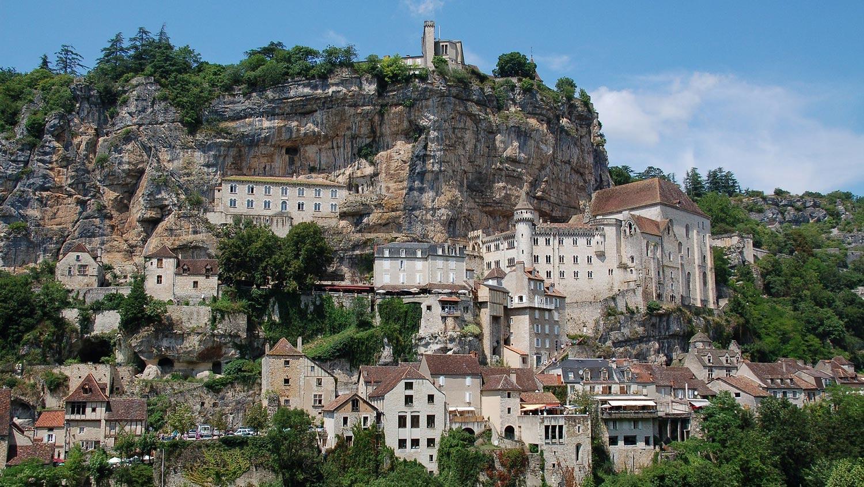 Rocamadour Mongolfiades