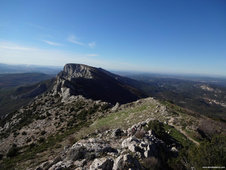Faire une balade en Provence à L'ermitage de Saint-Ser – Pic des Mouches