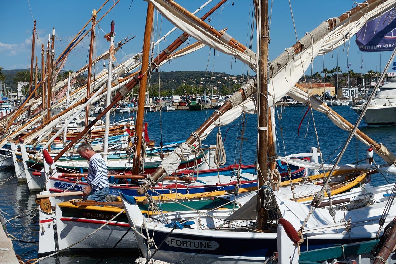Découvrez la ville de Bandol en Provence-Alpes-Côte-d'Azur et son port de plaisance