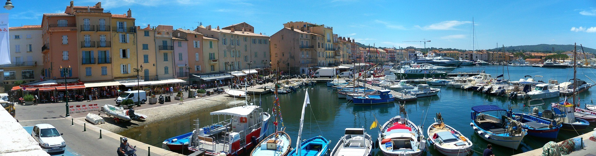 Port de Saint Tropez