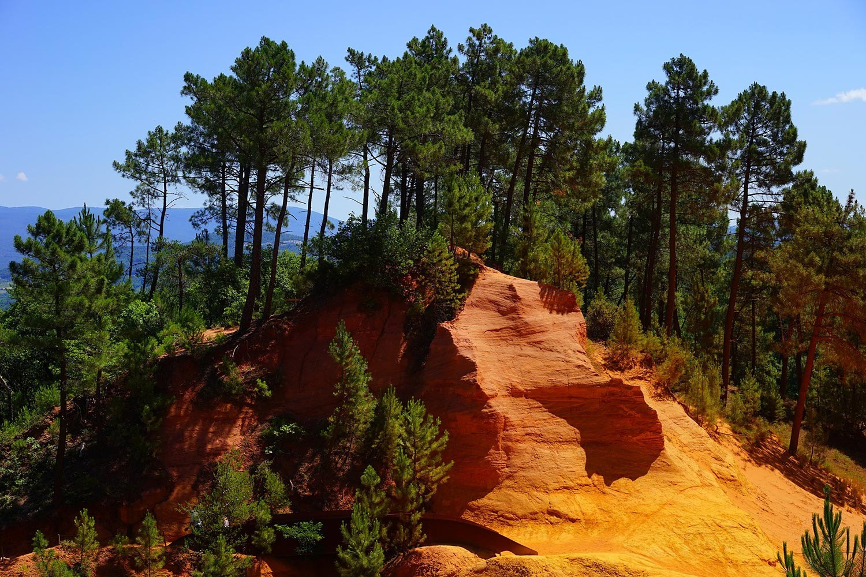 Parc naturel régional du Luberon réserve de la biosphère de l'UNESCO