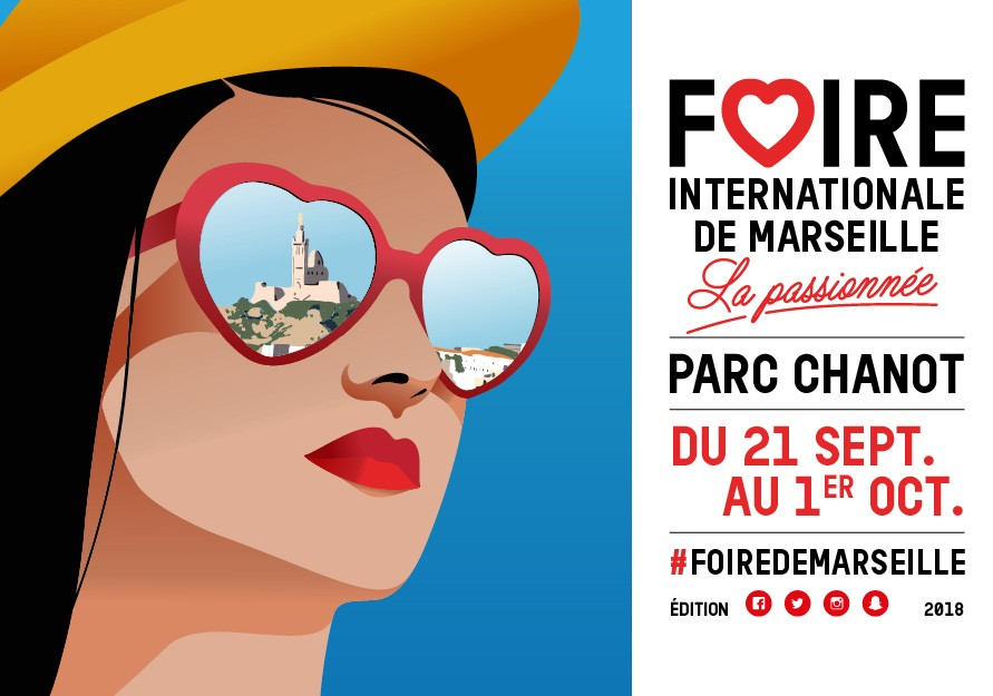 Foire internationale de Marseille 2018