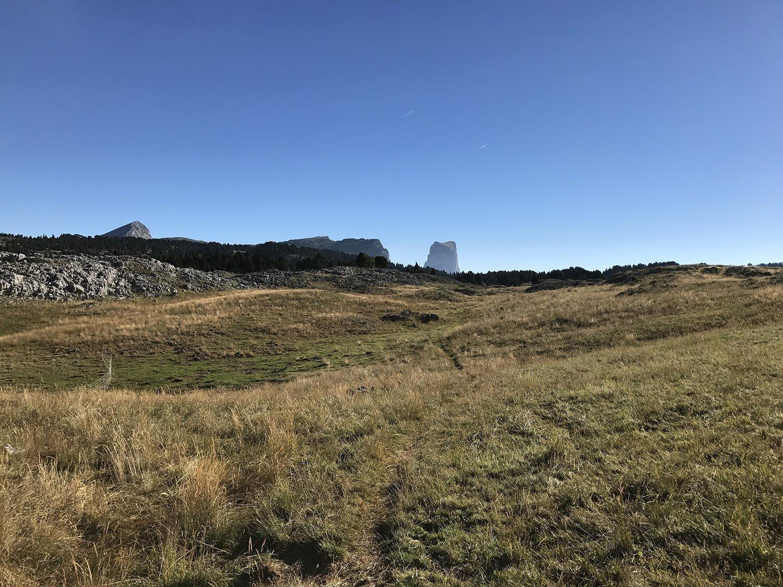 Vercors Mont Aiguille