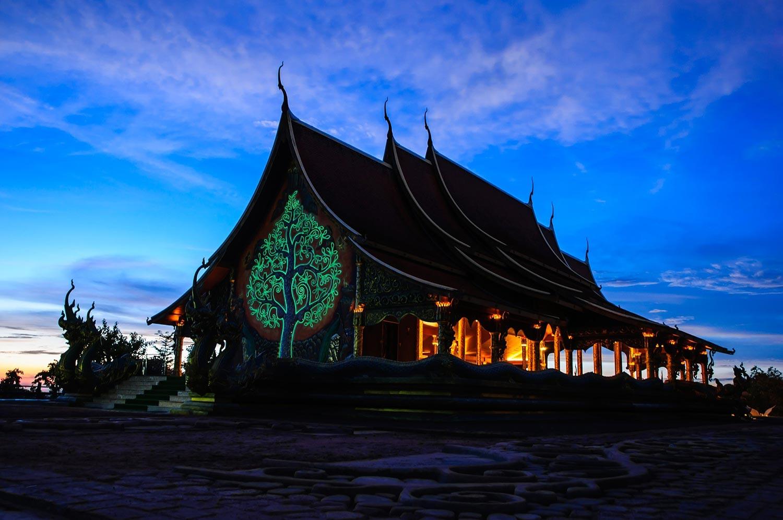 Thaïlande by night