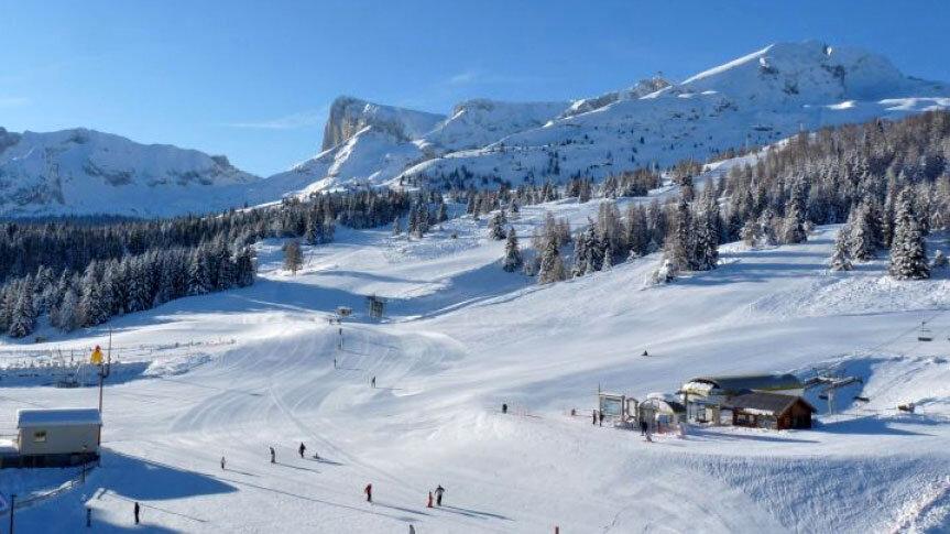 Partir en weekend dans les Hautes Alpes avec location ski à SuperDévoluy