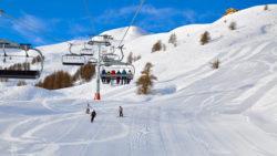 Faire du ski à Pra Loup  la meilleure station des Alpes du Sud