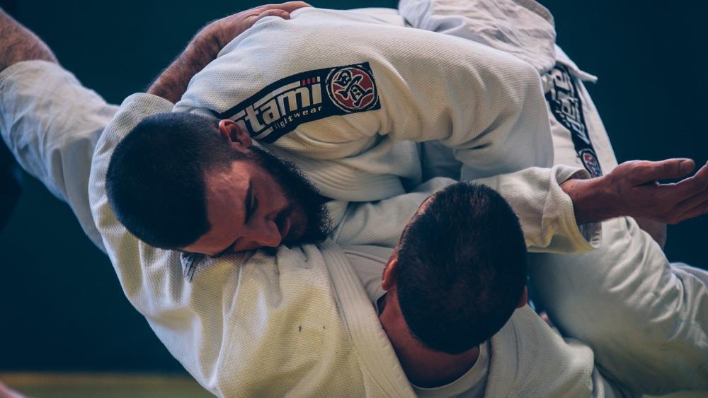 Faire du judo sport de combat