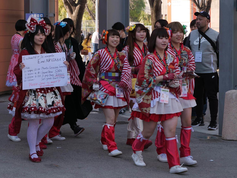 Japan Expo Sud 2019 à Marseille, déjà le 10e anniversaire !