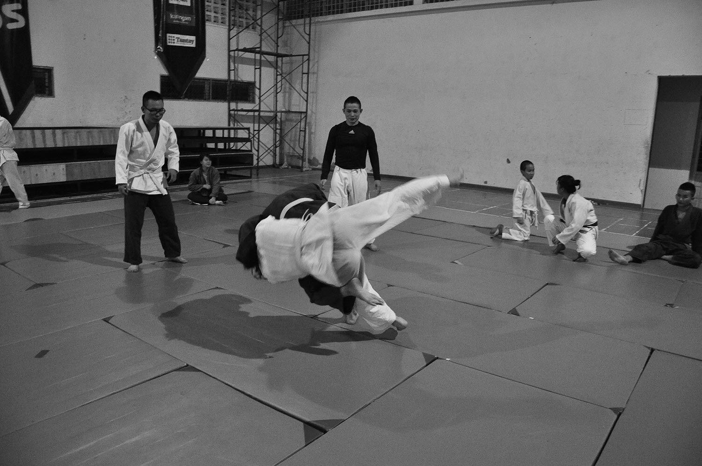 Pourquoi pratiquer un sport de combat comme le judo ?