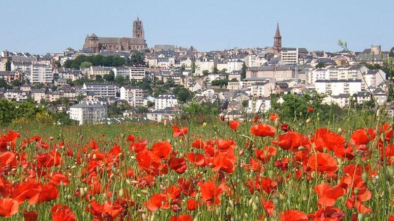 Rodez en Aveyron