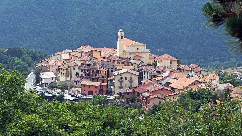 Balade dans les Alpes Maritimes près de Nice à la Bollène Vésubie