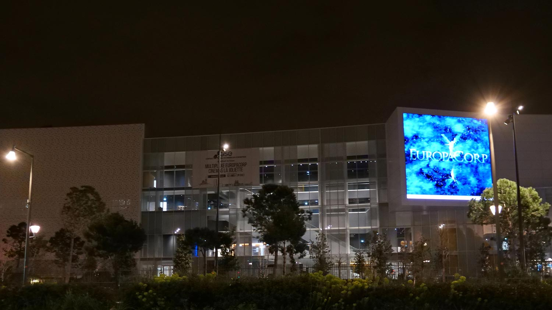 Ouverture du Multiplexe EuropaCorp cinéma La Joliette Marseille