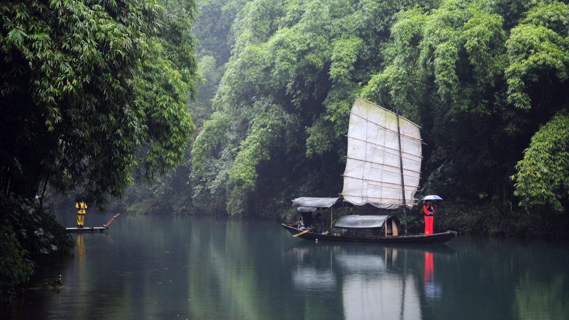 Les 3 gorges Chine