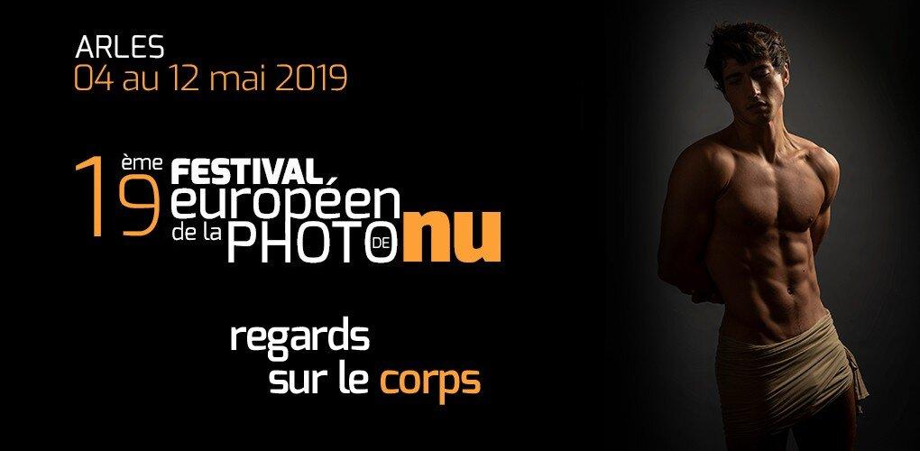 Festival photo nu à Arles