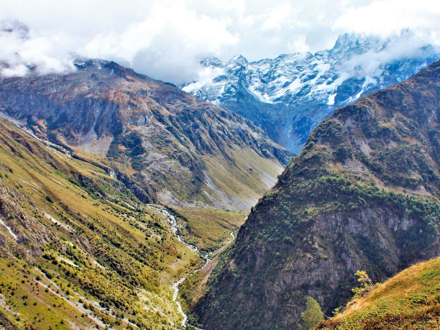 Randonnée en Valgaudemar