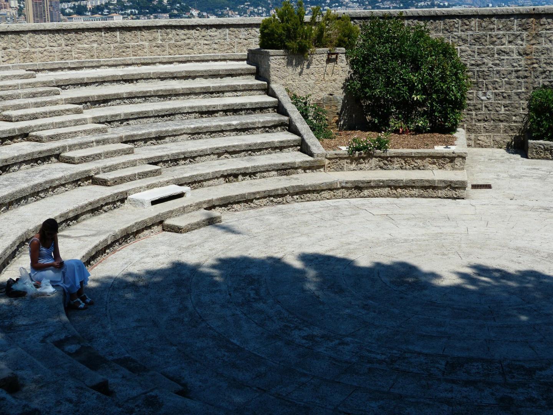 Lieux culturels de Monaco théâtre du Fort Antoine
