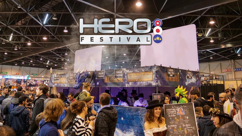 Photos Herofestival Marseille novembre 2019, saion 6