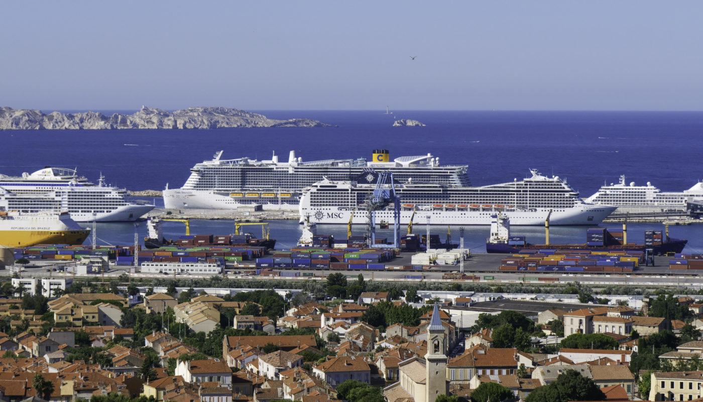 Marseille Littoral quartier nord