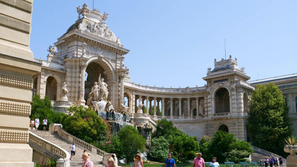 Musée des Beaux Arts au Palais Longchamp