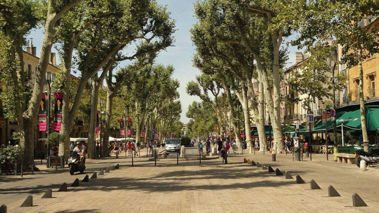 Visite d'Aix en Provence