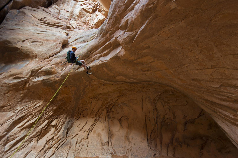 Faire du canyoning en pratique sportive
