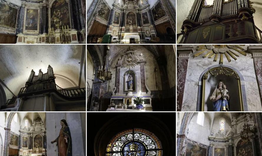 Découvrez l'église Notre-Dame de Beaulieu à Cucuron