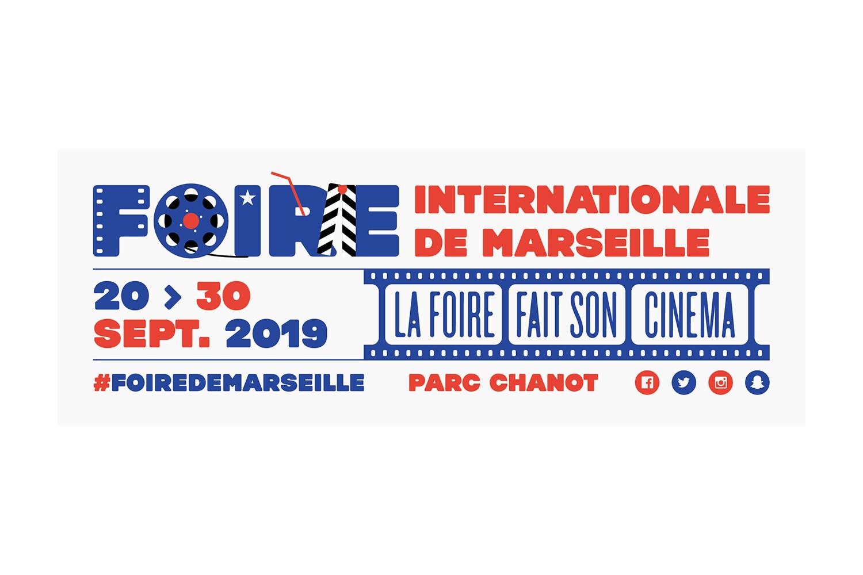 Foire Internationale de Marseille fait son cinéma septembre 2019