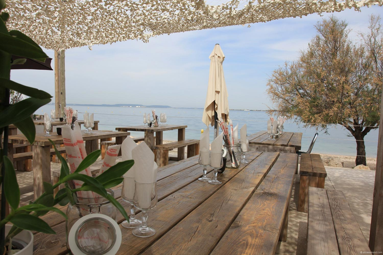 Restaurant en bord de mer proche de l'aéroport de Marignane le An Nam