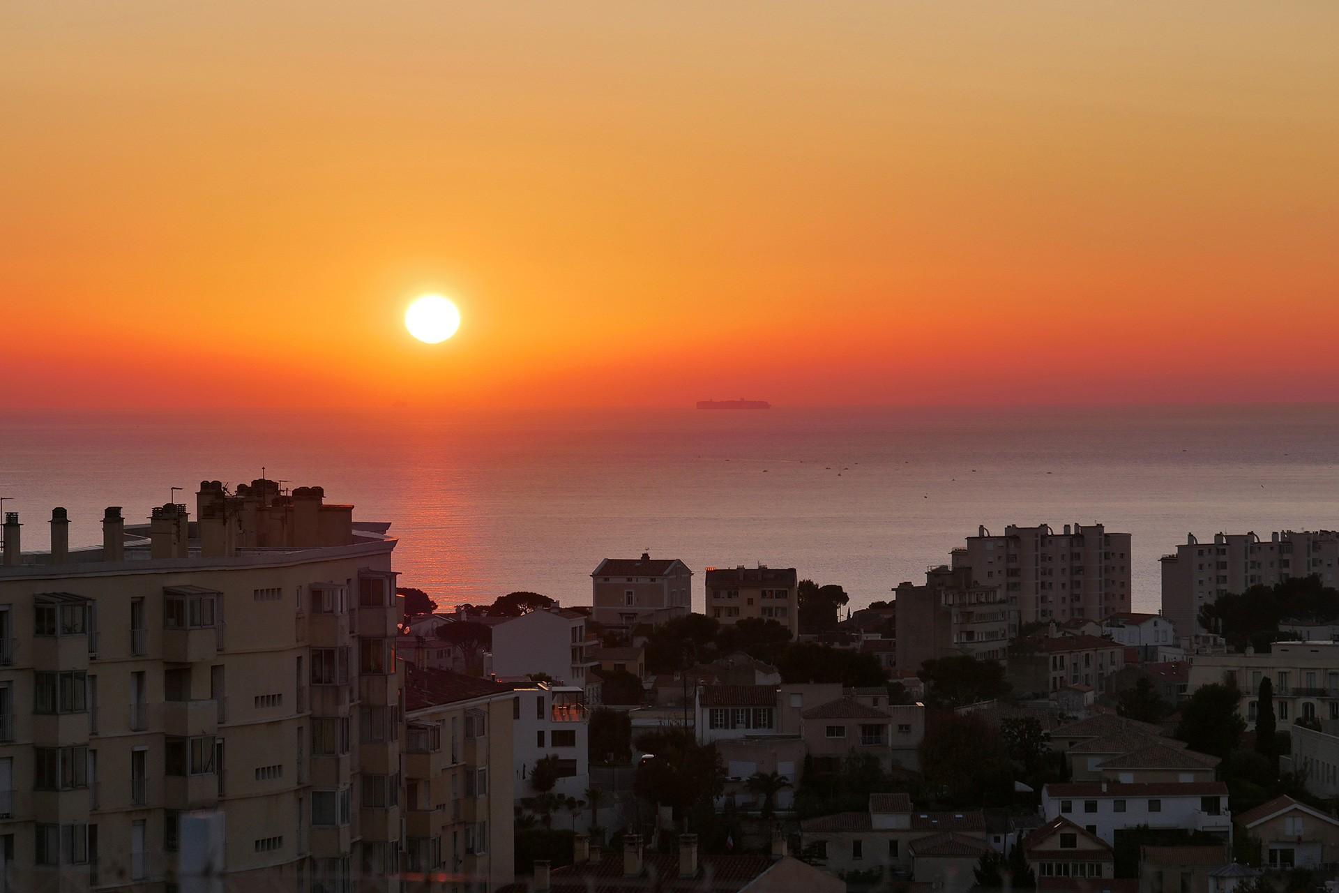 Marseille, découverte en photos de la ville en hiver
