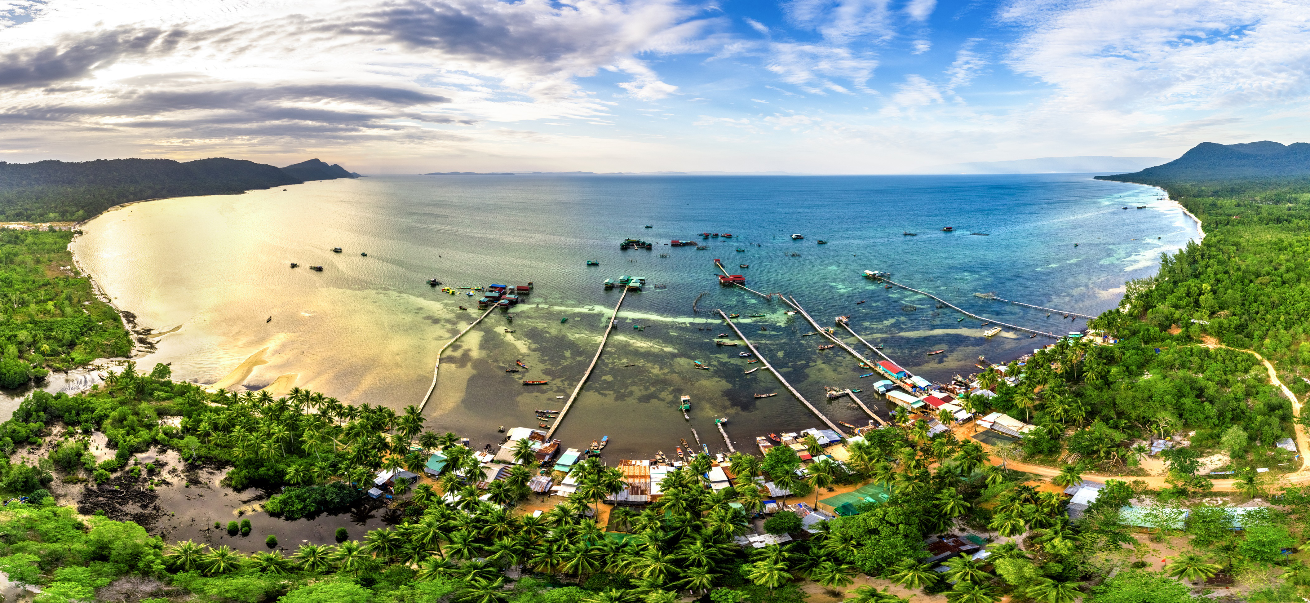 Expérience touristique à Phu Quoc, plus grande île du Vietnam