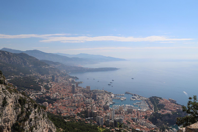 Comment le rocher ligure des «Monoïkos» est devenu la Principauté de Monaco