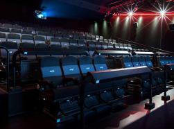 On a testé la salle 4DX au cinéma multiplexe Europacorp La Joliette
