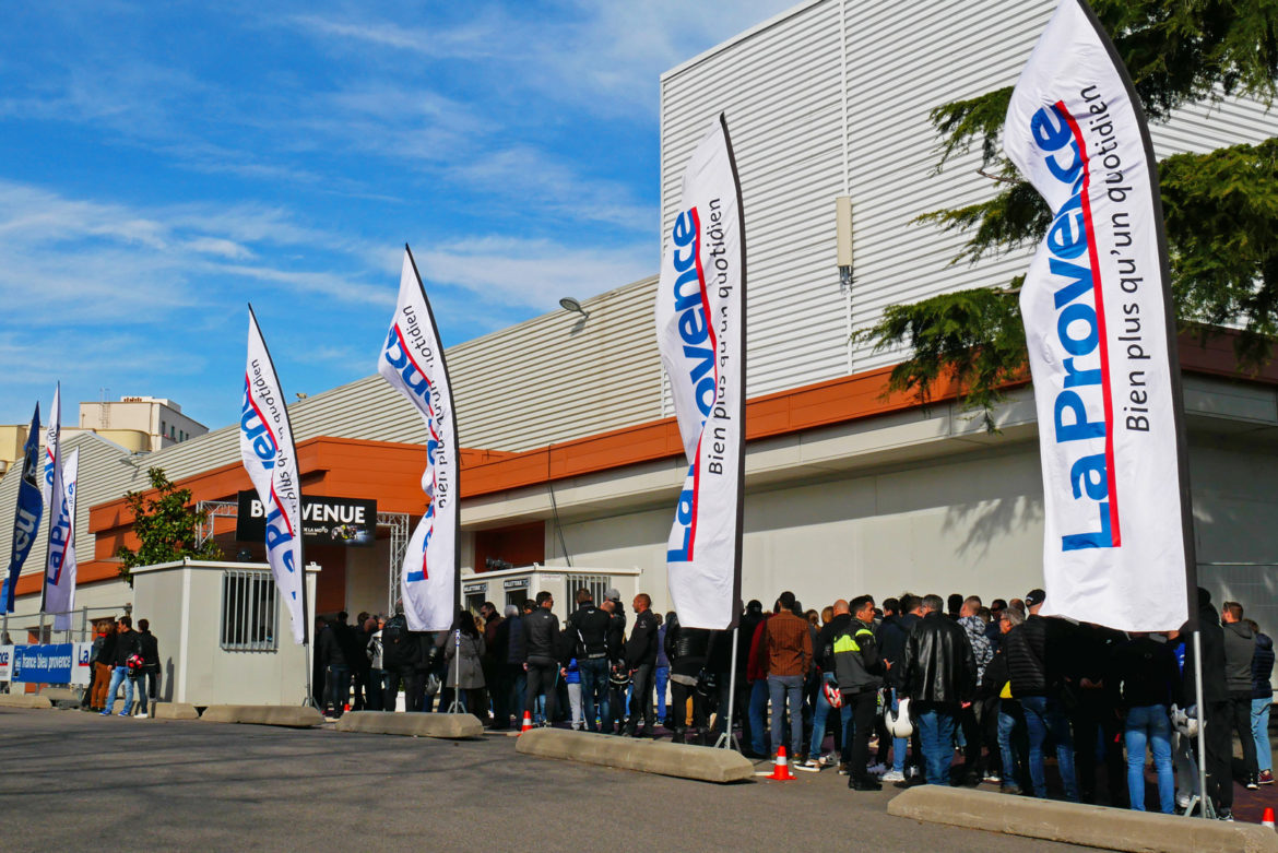 salon du scooter et de la moto